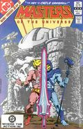 Masters of the Universe (1982 1st Series DC) 2